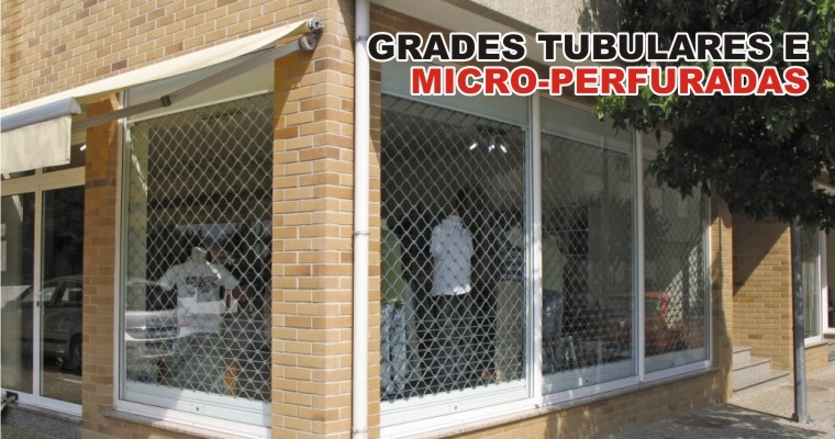 Grades Micro-Perfuradas